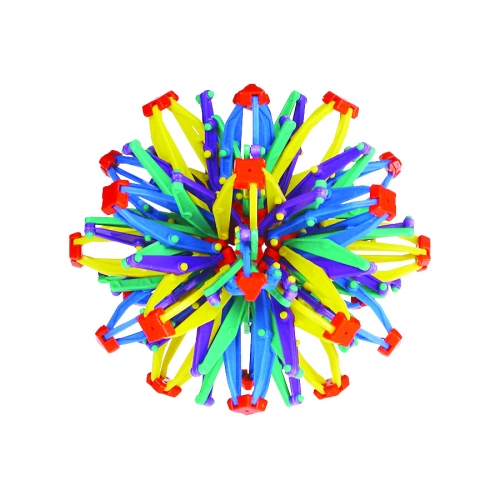 Education Essentials Hoberman Sphere Mini Rainbow