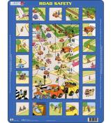 Larsen Road Safety Maxi Puzzle