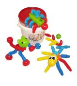 Popoids Small Animal Set - Tub