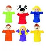 Emotional Puppets - Set of 6