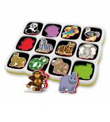 Quercetti Smart Magnetic Puzzle - Jungle