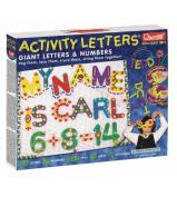 Quercetti Activity Letters