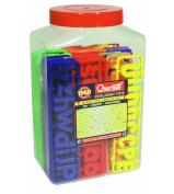 Quercetti Mixed  pack Upper + Lower Magnetic Letters