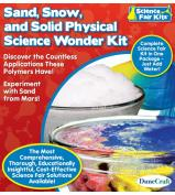 DuneCraft Sand, Snow & Solid Physical Science Wonder Classroom Kit